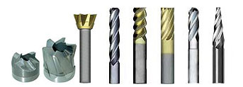 End mills and reamers